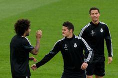 Real Madrid guys