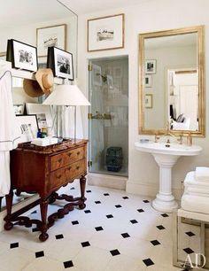 Ralph Lauren bathroom...