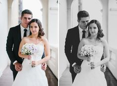 ANITA+ADRIAN WEDDING » Brisbane Wedding & Portrait Photographer » Mary-Jane Photography & Design // Vintage White