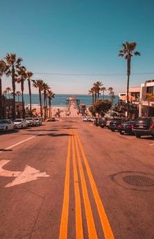 Manhattan Beach California By Adam Greenbaum By images ideas from Beautiful Beach Photos Beach Aesthetic, Travel Aesthetic, Aesthetic Photo, Aesthetic Pictures, Aesthetic Green, Aesthetic Vintage, Summer Aesthetic, Bedroom Wall Collage, Photo Wall Collage