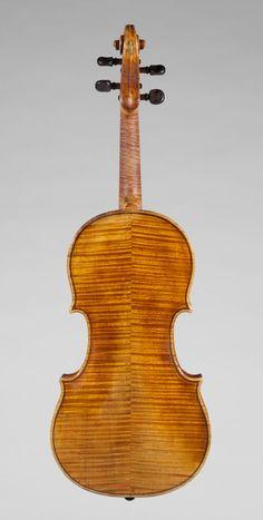 """The Francesca"" Violin | Antonio Stradivari | 34.86.2 | Work of Art | Heilbrunn Timeline of Art History | The Metropolitan Museum of Art"