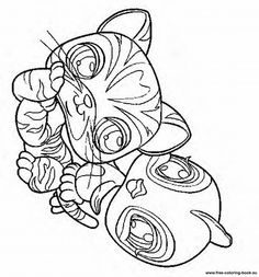 Image for Coloring Pages Littlest Pet Shop