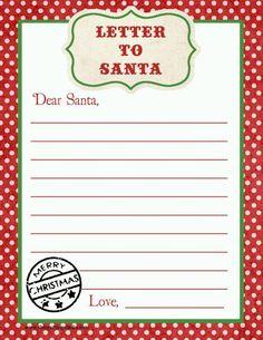 letter to sants