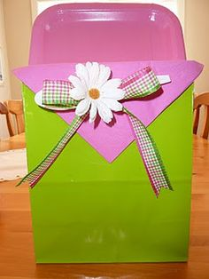 This website says ideas for appreciation gifts for teachers but I think using them for friends would be fun too.