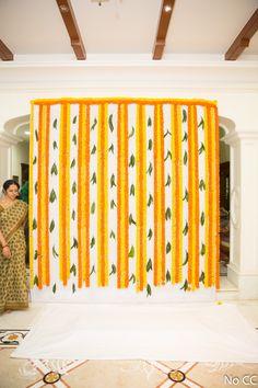 Bride of the month - Desi Wedding Decor, Wedding Hall Decorations, Marriage Decoration, Backdrop Decorations, Paper Backdrop, Wedding Mandap, Diwali Decorations, Wedding Crafts, Flower Decorations
