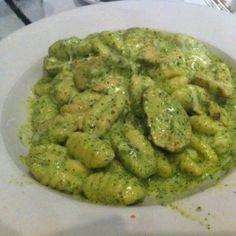 Creamy Pesto Gnocchi & Chicken