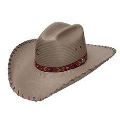 Carolina - Straw Cowboy Hat
