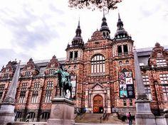 Stockholm - Nordic Museum