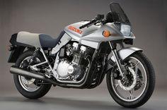 Suzuki GSX1100 S Katana