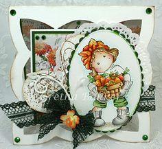 Het kaartenhoekje van Gretha: Tilda with Carrots