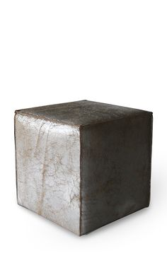 Square Beige Silver #Cravt #Original #Craftsmanship #Living #Furniture  #Design #