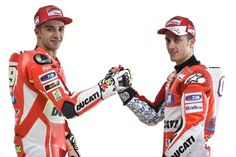 Andrea Iannone and Andrea Dovizioso are convinced Ducati will continue to close the gap to Honda and Yamaha when MotoGP returns to Europe later this month.