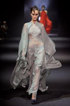 John Galliano at Paris Fashion Week Fall 2012 - Runway Photos