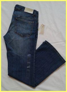 Michael Kors Boot Cut Jeans. Get the lowest price on Michael Kors  Boot Cut Jeans and other fabulous designer denim styles! Shop Tradesy now