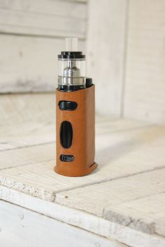 COVERTA  Vape case iStick PICO 75w leather ecig case by malafola