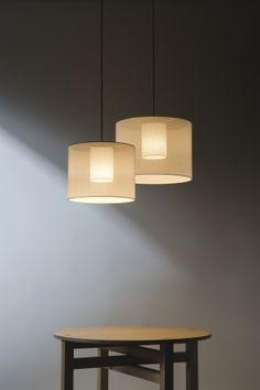 Pendant lamps Moaré Liviana