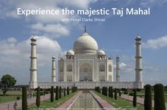An Eye Drop on the Edge of Time: Taj Mahal Asia One of the most famous works sliced for love on earth The Taj Mahal , The greatest and most beautiful protégé of Hurrem Shah Cihan, the favorite of the Ind. Kashmir Tour, Taj Mahal, The Ind, Famous Buildings, Famous Words, Agra, Beautiful Buildings, Asia Travel, Travel Guide