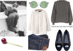 """""""eye to remember"""" by lea-stu ❤ liked on Polyvore"""