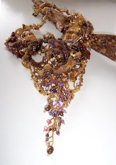NECKLACE Wearable Art is the only way to by whjewelsandadornment, $3000.00