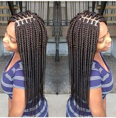 Inspiring #braids #naturalhair Loved By NenoNatural! #curlyhair #kinkyhair #nenonatural #vlogger #blogger #hairblogger