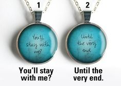 Harry Potter Inspired Necklaces Glass Dome in by NerdyTreats, $30.00