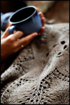 Hemolock Ring Blanket by brooklyntweed, via Flickr