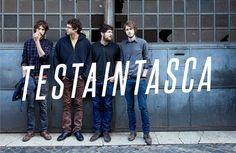 Arriva l'EP dei Testaintasca! #testaintasca #maledizione #indie #roma #42records #rockmusic #vintage