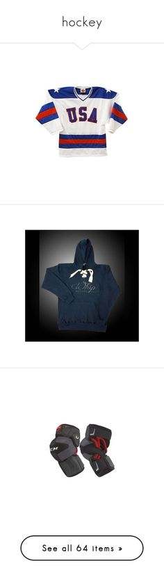 """hockey"" by teamsydneynicole ❤ liked on Polyvore featuring tops, hoodies, nhl hoodie, sweatshirt hoodies, old time hockey hoodies, nhl hoodies, logo top, jewelry, hockey and jersey"