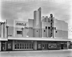 Circle Theatre, High St Preston, Melbourne, Victoria Australia....gone......dancing in the 1960's as well