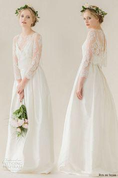 Rue de Seine Wedding Dresses