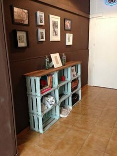 decorar cajas de fruta | Aprender manualidades es facilisimo.com