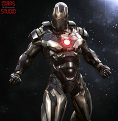 Iron man : Stealth armor, mars ... on ArtStation at https://www.artstation.com/artwork/iron-man-stealth-armor
