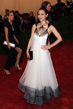 China Chow in Jean Paul Gaultier Couture