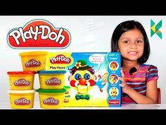 Play-Doh Play-Tetes Heads Playset, Play doh Cat and old Man : Hamleys Noida…