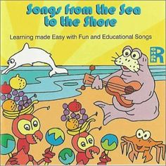 Songs From The Sea To The Shore, 1998 Parents' Choice Award Silver Award - Audio #Music