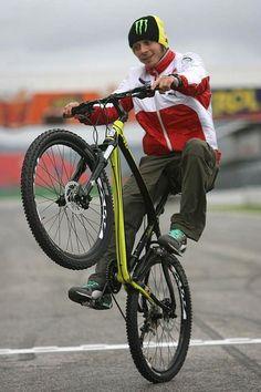 Valentino Rossi ;)