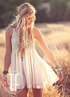 este vestido es muy bonita.