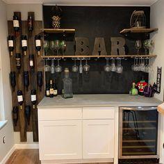 Structural Strength Steel Corbels for Kitchen Bar - Snack Bar - Island Counter -Shelf Bracket - Bracket - Steel Bracket Decor, Wine Glass Rack, Diy Home Decor, Home, Kitchen Bar, Modular Wine Racks, Home Decor, Stemware Rack, Hanging Wine Rack