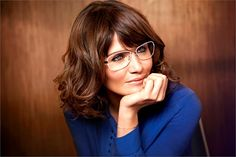 Helena Christensen for Specsavers - Vogue.it