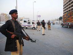 Karachi violence: Over 15 killed in last 24 hours – The Express Tribune