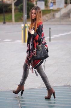 Fashionista~poncho