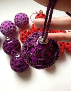 Christmas tree decorations by Falling Dew
