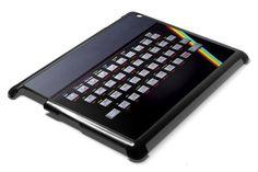 Rétro Gaming Sinclair ZX Spectrum téléphone/tablette affaire (40 Options!)