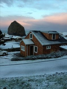 Cannon Beach Cottage Rental: Amazing View - Haystack Rock And The Needles | HomeAway