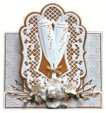 cards made with marianne dies - Google Search