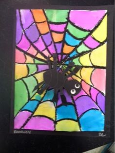 2nd Grade, Spiderwebs, The Clever Feather