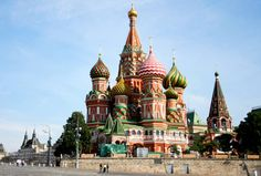 Short Break to Moscow Travel Tours, Travel And Tourism, King Travel, Byzantine Architecture, St Basils Cathedral, St Basil's, Byzantine Art, Early Christian, Imperial Russia