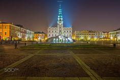 Zamość - Twierdza oraz stare miasto w Zamociu