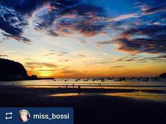 Follow @miss_bossi: Beautiful #sunset #sanjuandelsur #Nicaragua #ILoveGranada #AmoGranada #Travel