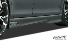 "LK Performance RDX Sideskirts OPEL Astra H Caravan / Station Wagon ""GT4"" Skoda Fabia 2, Vw Polo 6n, Audi A4 Convertible, Renault Megane 3, Vw Golf 3, Volkswagen Golf, Vw Fox, A3 8p, Seat Toledo"